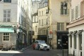 2cv Citroën en las calles de París