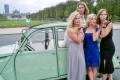 Stroll with friends in a 2CV