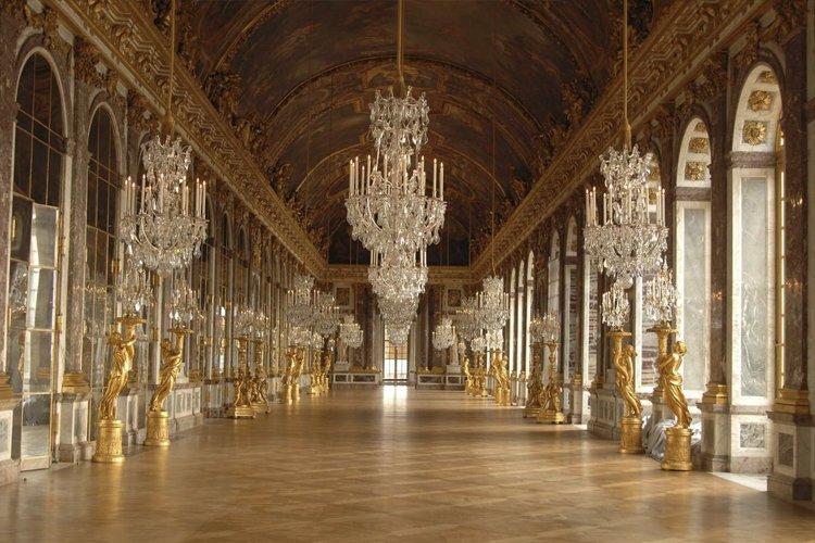 Intérieur du Château de Versailles