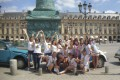 Group on the Place Vendôme